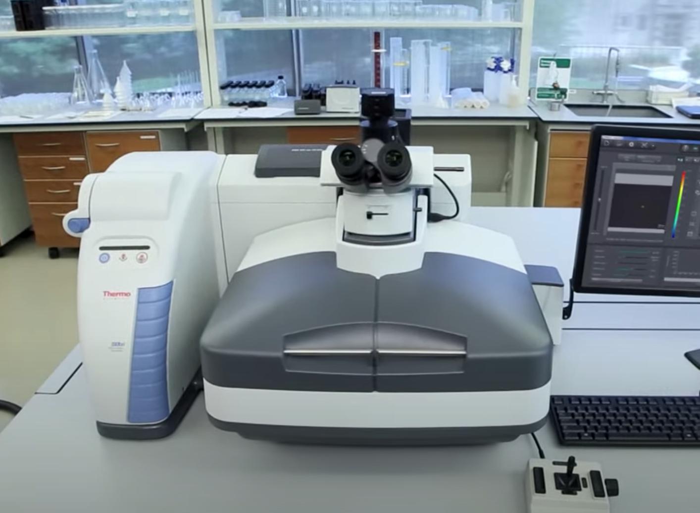 Microscópio de imagem DXRxi Raman | Thermo Scientific