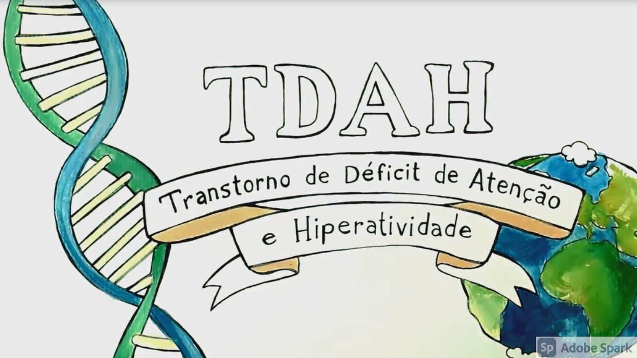 Vídeo de Awareness sobre TDAH