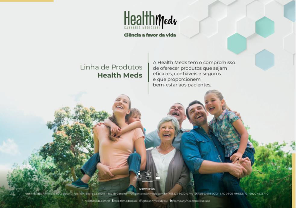 Produtos Health Meds e Orientação de como preescrever